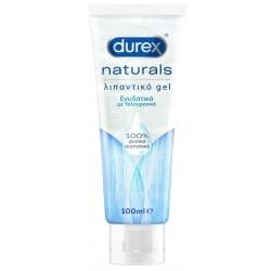 Durex Naturals Ενυδατικό Λιπαντικό Gel με 100%...
