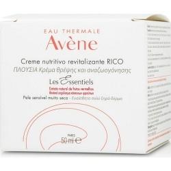 Avene Les Essentiels Creme Nutritive Κρέμα Θρέψης...