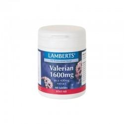 Lamberts Valerian 1600mg Τιτλοδοτημένο Εκχύλισμα...
