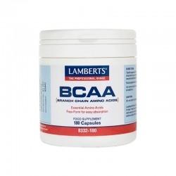 Lamberts BCAA Συνδυασμός 3 Αμινοξέων 180Caps