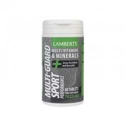 Lamberts Multi-Guard Sport Πολυβιταμινούχο Σκεύασμα...