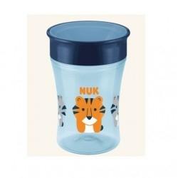 Nuk Magic Cup με Καινοτόμο Χείλος 230ml Μπλε Τίγρης,...