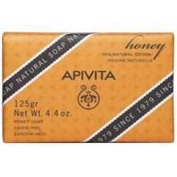 Apivita Natural Soap Σαπούνι με Μέλι 125g